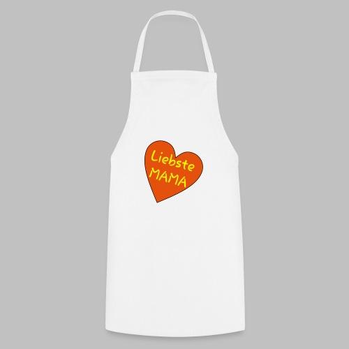 Liebste Mama - Auf Herz ♥ - Kochschürze