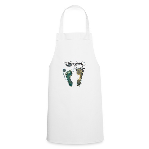 Born To Barefoot - Cooking Apron