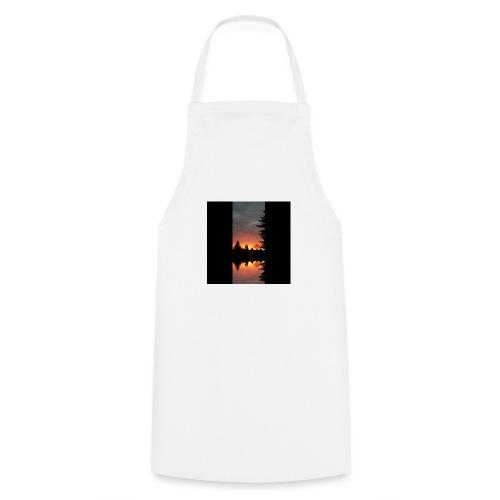 Morgenrotdrama Small - Kochschürze