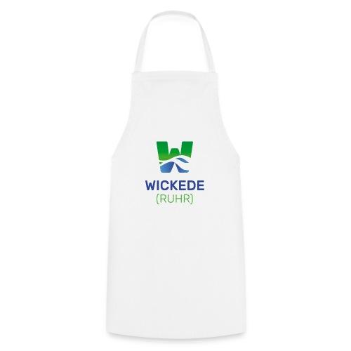 Wickede Logo farbig - Kochschürze