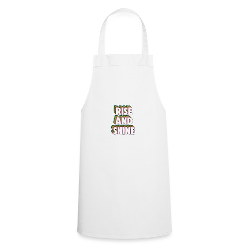 Rise and Shine Meme - Cooking Apron