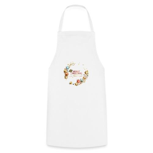 navidad - Delantal de cocina
