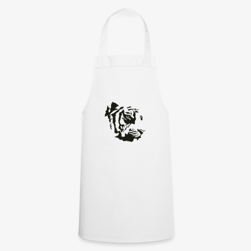 Tiger head - Tablier de cuisine