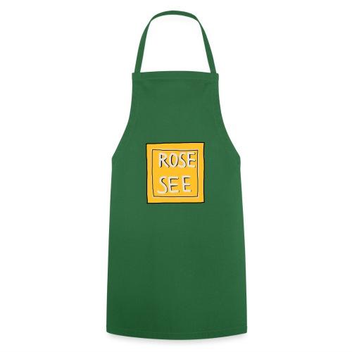 Logo voor druk op textiel - Keukenschort