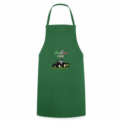 Italian Farm official T-SHIRT - Grembiule da cucina