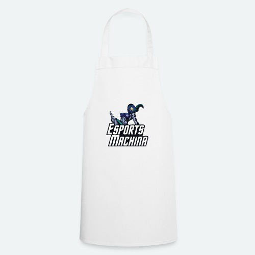 Esports Machina T-Shirt - Cooking Apron