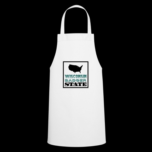 Wisconsin BADGER STATE - Cooking Apron