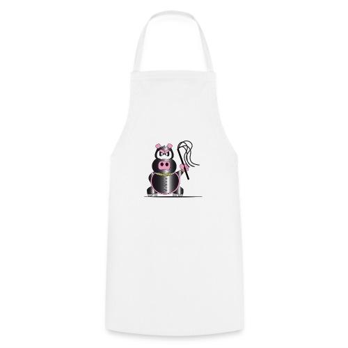 Schweinchen Sado - Kochschürze