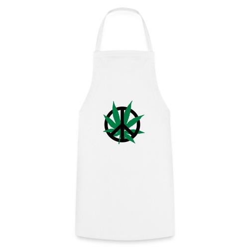 cannabis_peace - Kochschürze