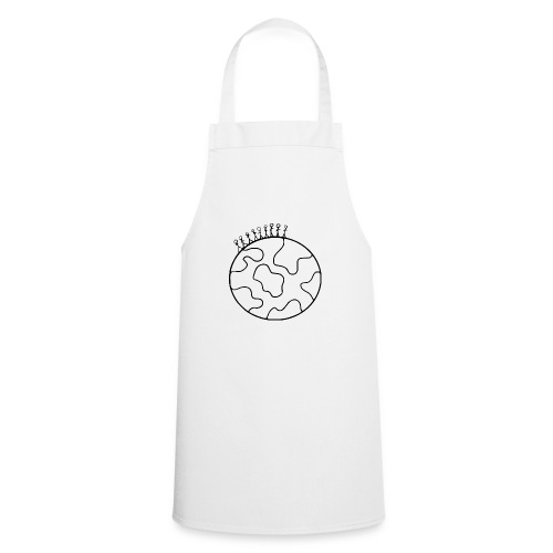 On Top Of The World - Cooking Apron