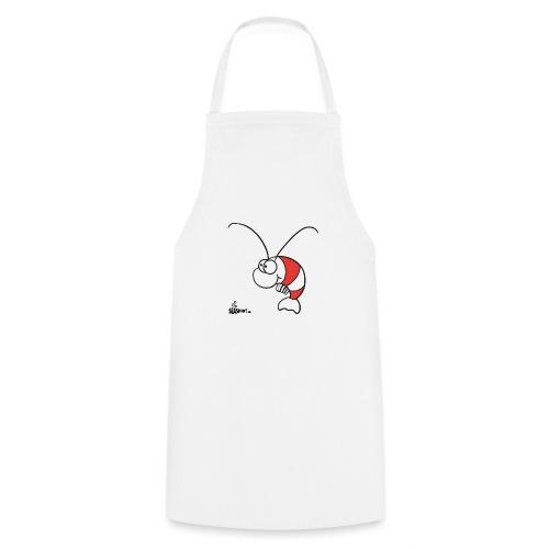 Garnele - Kochschürze