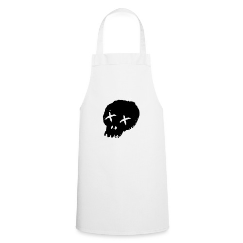 blackskulllogo png - Cooking Apron