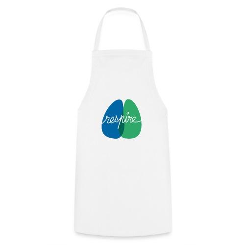 T-shirt de l'association Respire (coupe homme) - Tablier de cuisine
