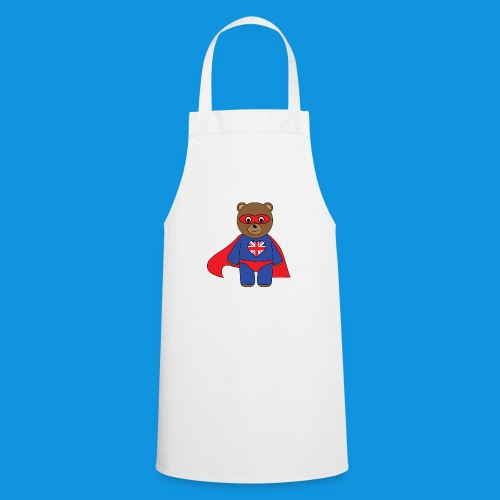 British Hero Bear tank - Cooking Apron