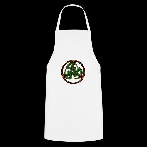 Serpent Triskellion - Cooking Apron