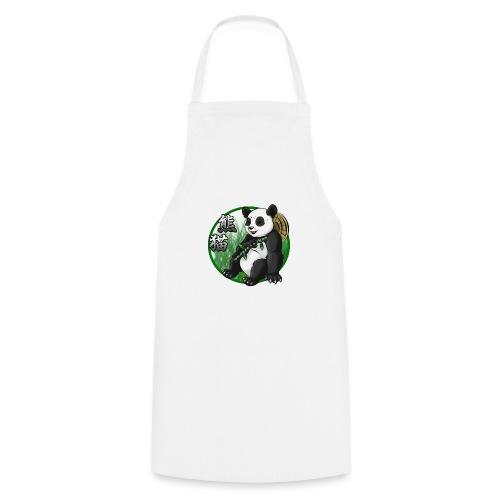 Panda & Bamboo - Fartuch kuchenny