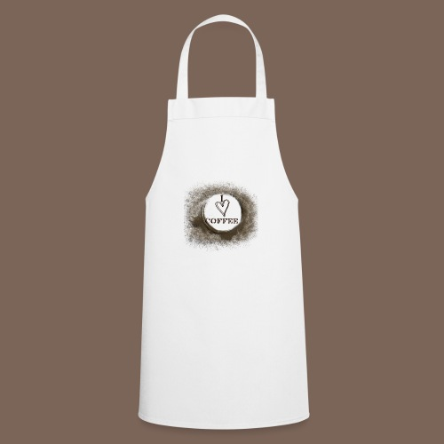 I Heart Coffee - Cooking Apron