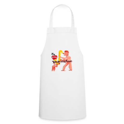 My funny valentine. jazz - Cooking Apron