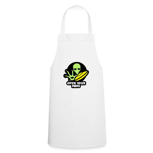 Alien Open your mind - Cooking Apron