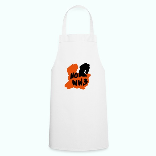 no worldwar 3 - Cooking Apron