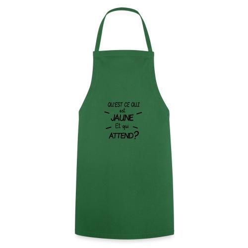 Edition Limitée Jonathan - Tablier de cuisine
