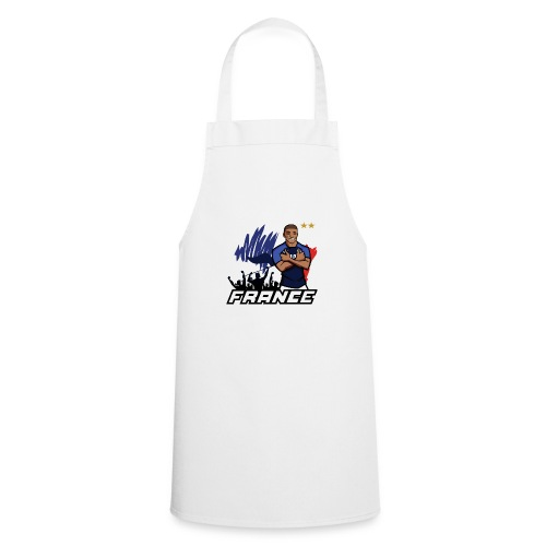 tee shirt france mbappé - Tablier de cuisine