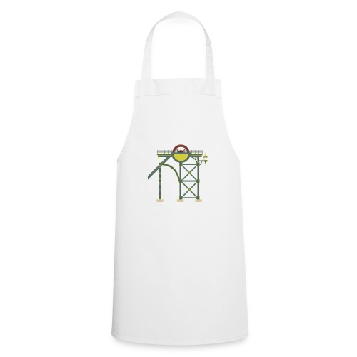Themepark Mine Tower - Cooking Apron
