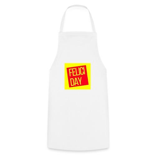 Feliciday - Delantal de cocina