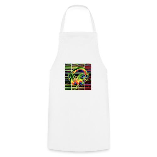 Casque discothèque 2 - Tablier de cuisine