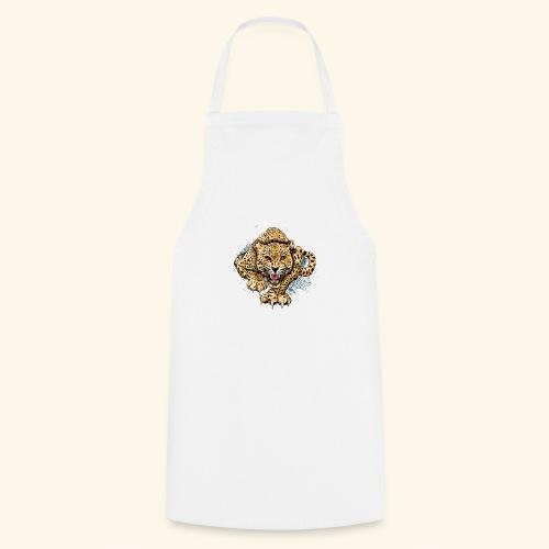Leopardo KutuXa - Delantal de cocina