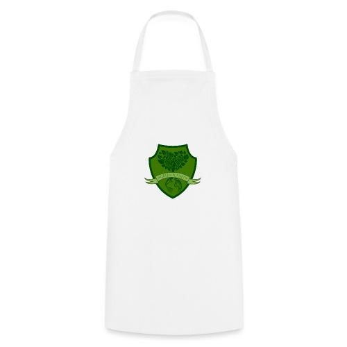 Green Planet - Delantal de cocina