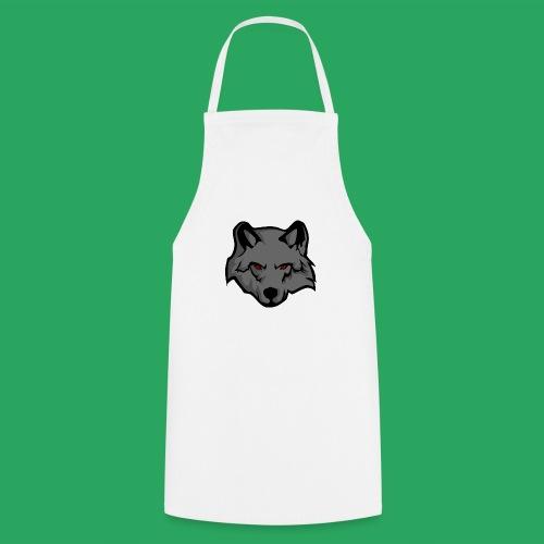 wolf logo - Grembiule da cucina