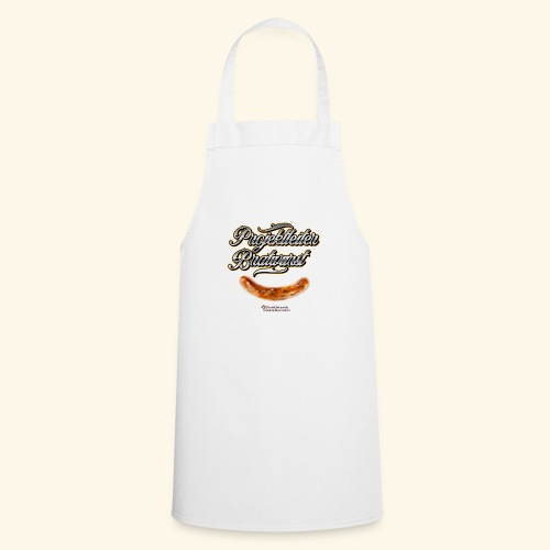 Grillen Design Projektleiter Bratwurst - Kochschürze