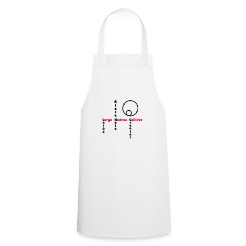 Black Hole - Large Hadron Collider - Cooking Apron