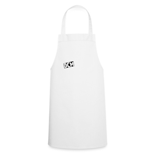 DeChallengeMatties (DCM) kledinglogo - Keukenschort