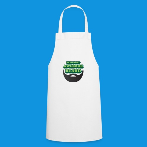 Awesome Beard - Cooking Apron