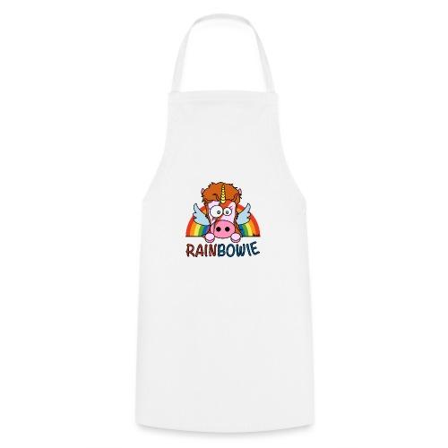 Licorne RainBow Bowie - Tablier de cuisine