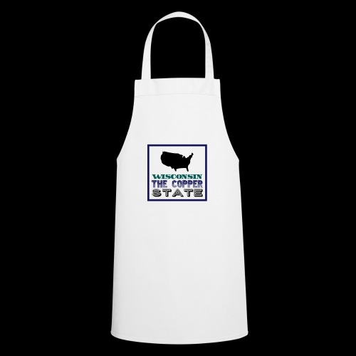 WISCONSIN THE COPPER STAT - Cooking Apron