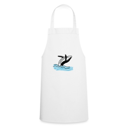 Wal - Whale - Ocean - Meer - Sea - Kochschürze
