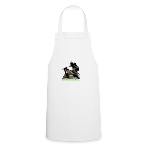 Ride Free and Green merch - Cooking Apron