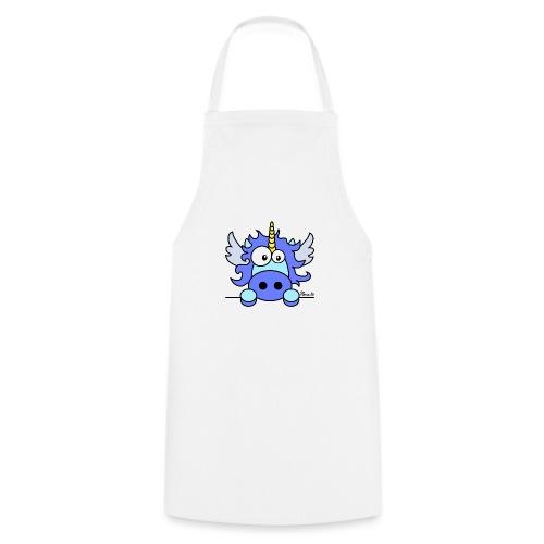 Licorne Bleu, Poney - Tablier de cuisine