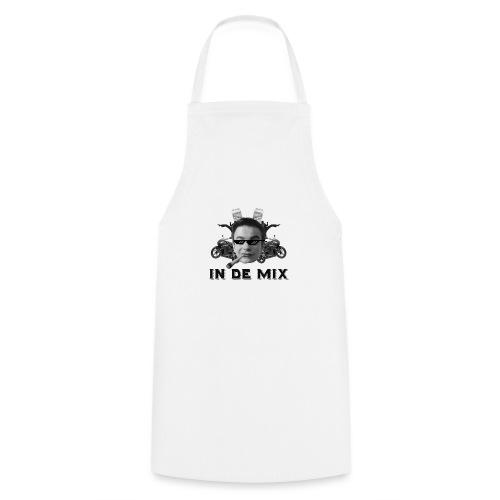 Jenzo In De Mix T-shirt mannen - Keukenschort