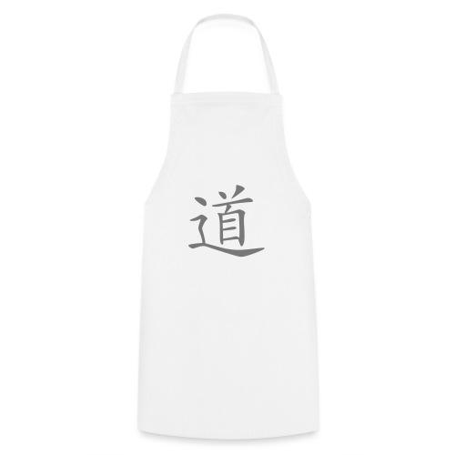 Chinesisch: der Weg - Kochschürze