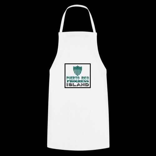 PUERTO RICO PROGRESS ISLAND - Cooking Apron