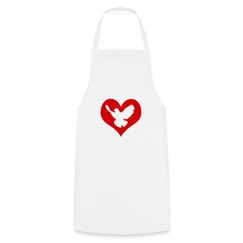 Peace & Love - Kochschürze