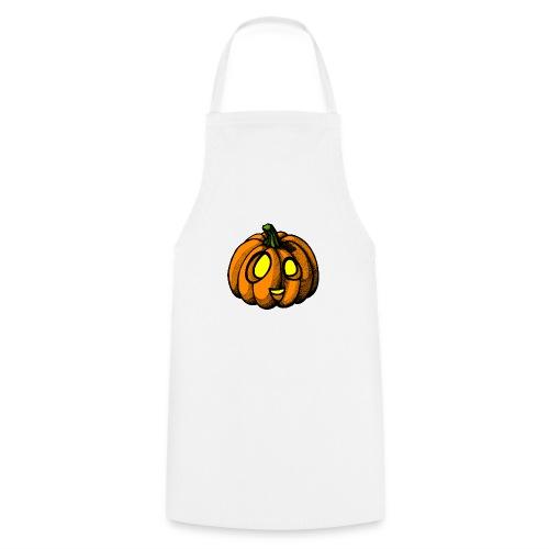 Pumpkin Halloween scribblesirii - Forklæde