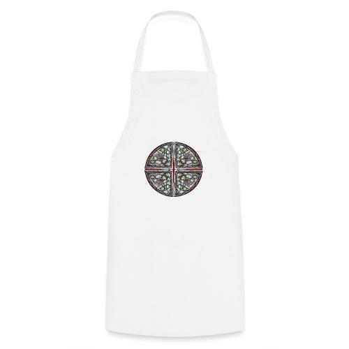 Archangel Michael Disc - Cooking Apron