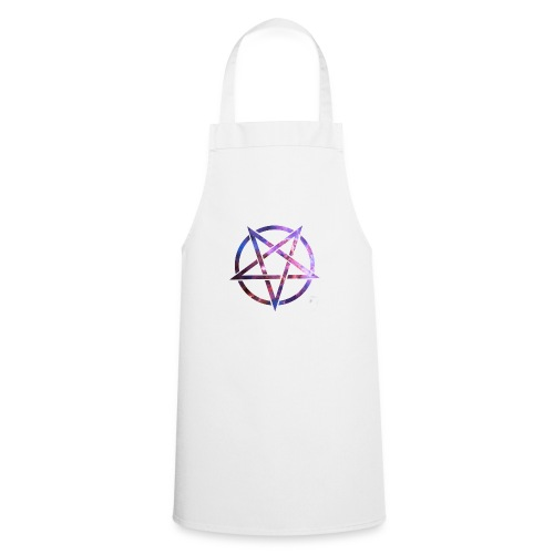 Cosmic Pentagramm - Cooking Apron