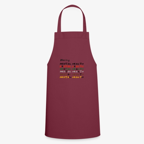Where is my...? - Cooking Apron