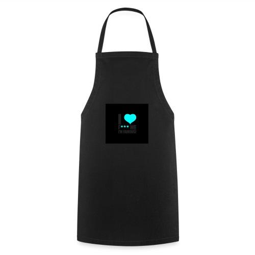 I Love FMIF Badge - Tablier de cuisine